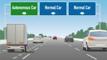 バンクーバー~シアトル結ぶハイウェイに自動運転用レーン設置の提案。HOV(あいのり)レーン流用、高速鉄道建設より低コスト