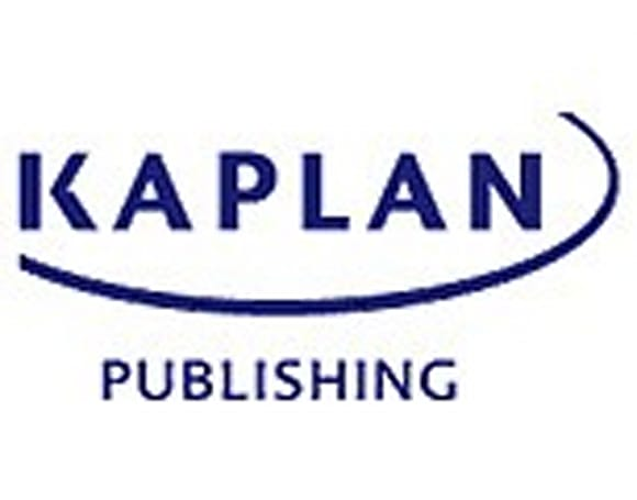 A barrel of free books from Kaplan makes a great back-to-school haul