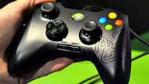 Razer's adjustable Onza 360 Tournament Edition controller hands-on at CES 2011