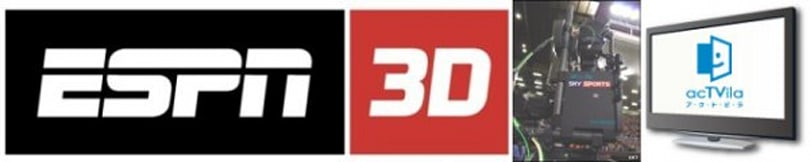 Three for 3D: ESPN 3D adds Home Run Derby, Sky 3D launches 4/3, AcTVila makes the jump this summer