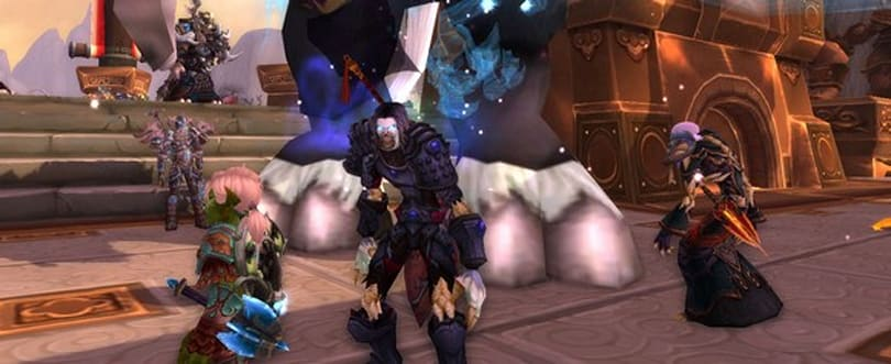Lichborne: The latest patch 5.4 news for death knights