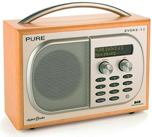 Pure intros environmentally-friendly EVOKE-1S DAB radio