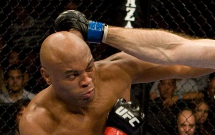 Anderson Silva chosen by fans as the UFC Undisputed 3 cover athlete