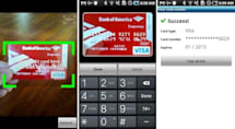 Card.io launches visual credit card scanner on Android, shares the mobile payment love