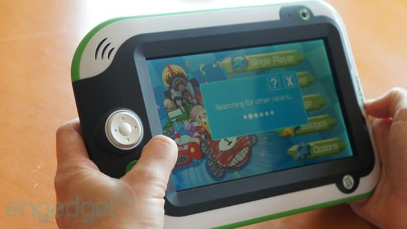 LeapFrog shows off $150 LeapPad Ultra tablet, arriving July 17th (hands-on)