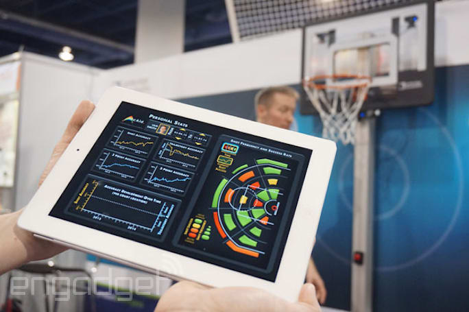 Cambridge Consultants wants to make you a better basketball player through the power of technology (video)