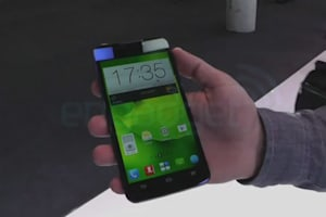 ZTE Grand Memo Hands-on at MWC 2013
