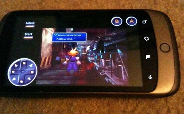 PlayStation emulator coming to Android, courtesy of yongzh and ZodTTD