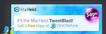 MacHeist offers free licenses for DEVONthink via Twitter promotion