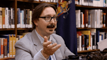John Hodgman on the death of publishing and being a Mac trapped in a PC's body