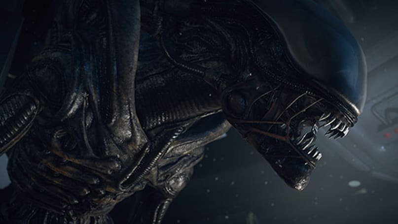 Alien: Isolation: One million sold, scared