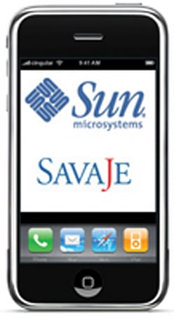 Sun shows iPhone-like Java Mobile FX platform