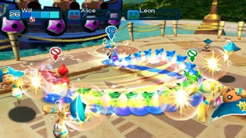 Nintendo's 'Line Attack Heroes' moves from retail to WiiWare