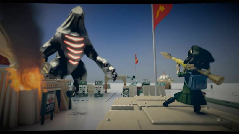 PlayStation's push for indie games is epitomized by 'The Tomorrow Children'