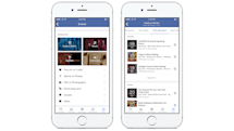 Facebook's iOS app now lets you browse events by category (update)