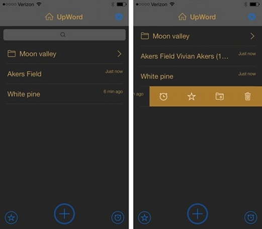 UpWord Notes is a useful new note-taking and task management app