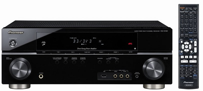 Pioneer breaks out iPhone-friendly, multi-zone AV receivers