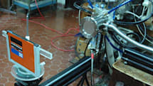 Plasma Focus researchers develop non-radioactive X-ray for metals