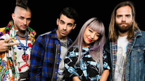 The Members Of DNCE Discuss Their Single,