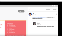 Google adds chat-like commenting to Sheets and Slides on your phone