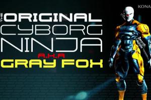 Metal Gear Rising: Revengeance (Cyborg Ninja)