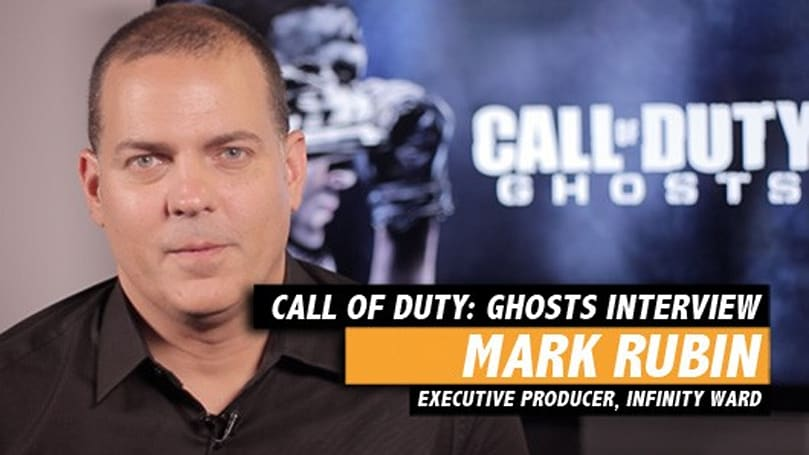 Call of Duty: Ghosts executive producer discusses next-gen transition, new engine