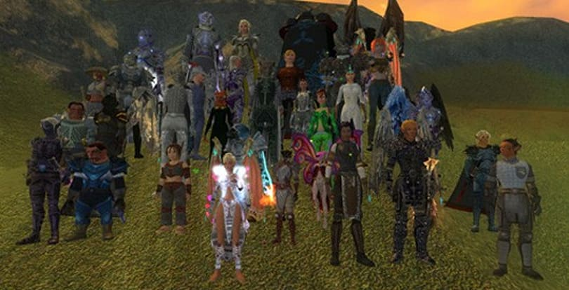 SOE highlights acts of EverQuest II player kindness