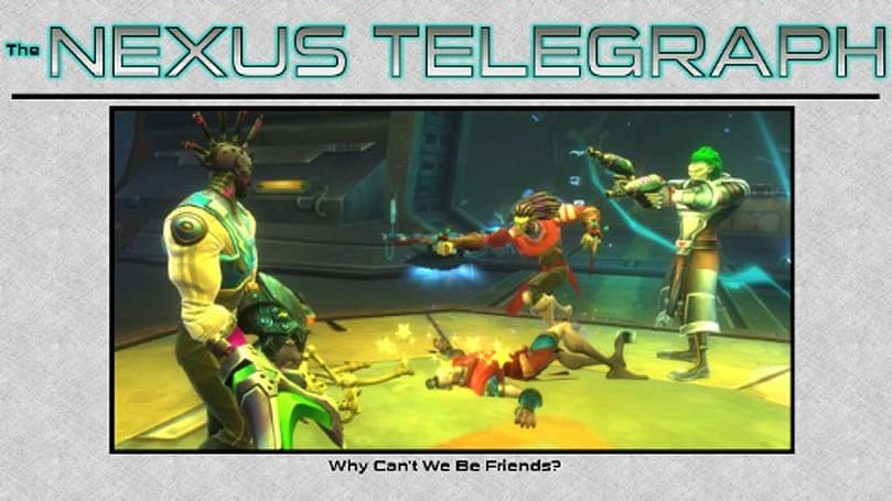 The Nexus Telegraph: Courting PvP in WildStar