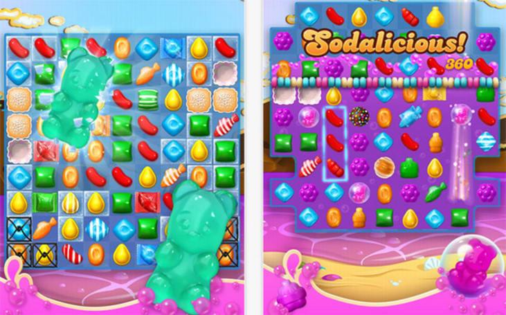 Candy Crush follow-up Soda Saga premieres worldwide