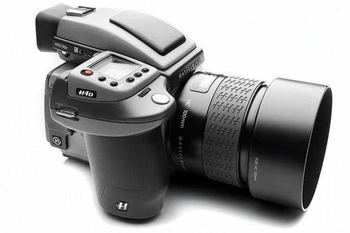Hasselblad H4D-31 cuts the entry price for medium format excellence to $13k