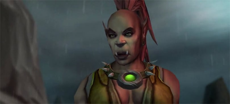 Warlords of Draenor and the absence of Aggra