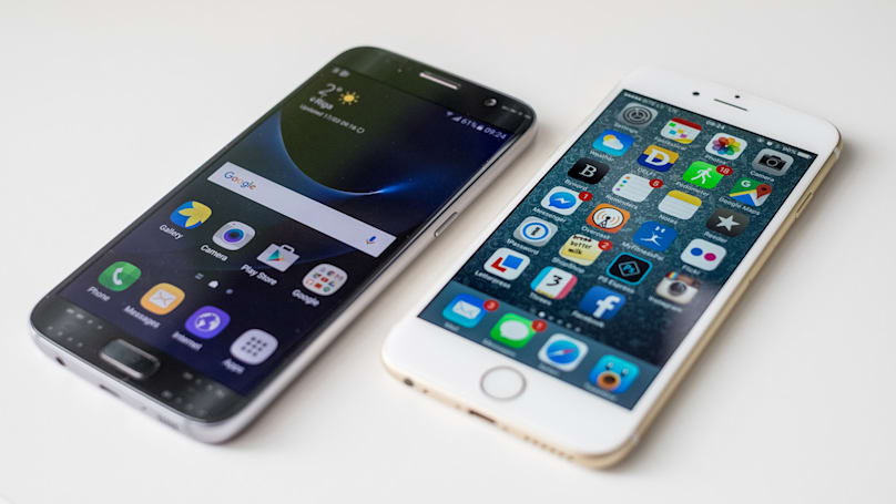 The smartphone market is peaking