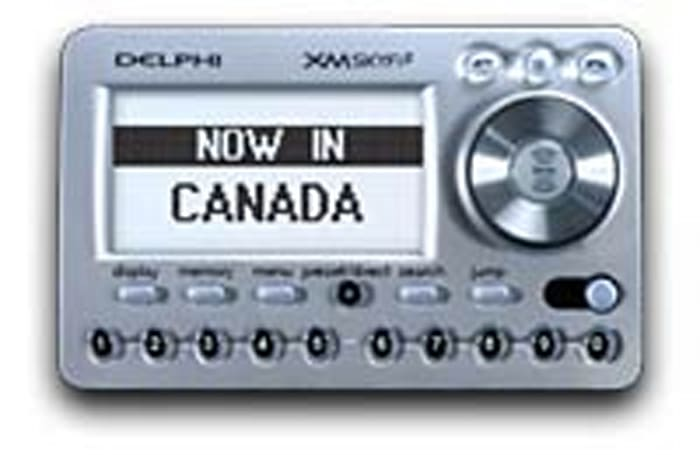 XM Radio Canada introduces online radio fees