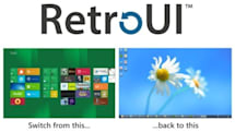 Thinix RetroUI lets Windows 8 users step off the Metro, stick to the classic desktop