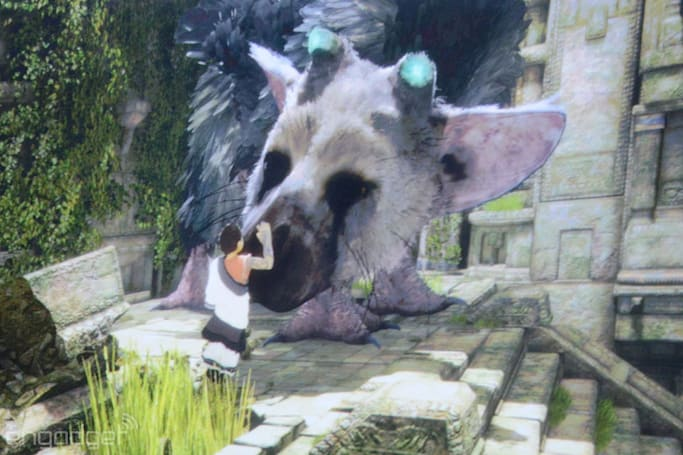 'The Last Guardian' is still happening and it's coming to PS4 in 2016