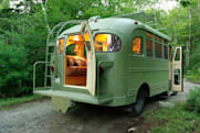 6 buses transformed into incredible homes on wheels