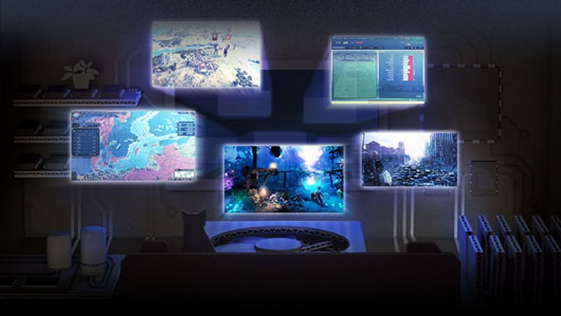 Valve wants SteamOS to feature music and video services