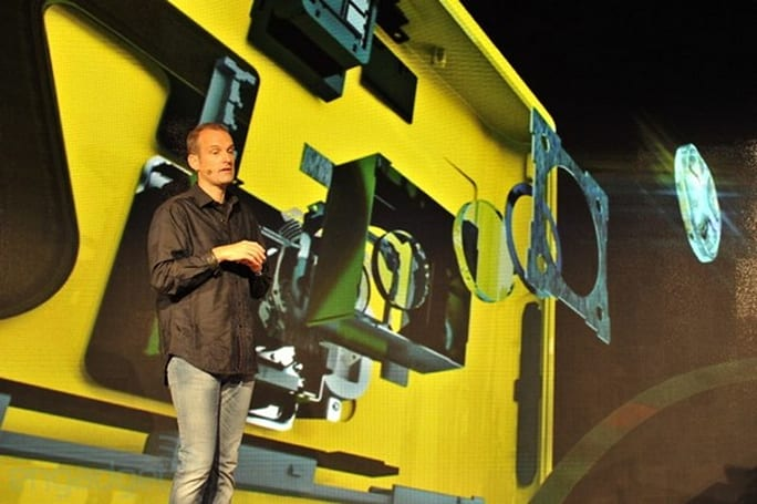 The Engadget Interview: Nokia's Kevin Shields on PureView, floating sensors and the 'missile' that is the Lumia 920