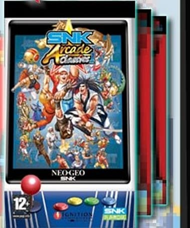 Neo Geo VC games to be redundant in Europe as well