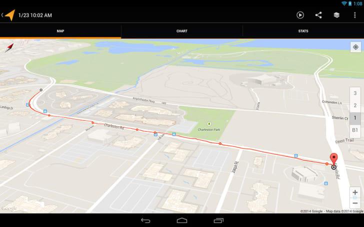 Google shutters My Tracks outdoor activity-logging app