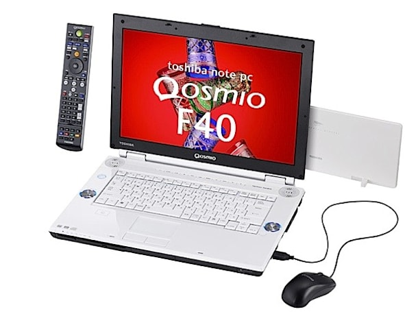 Toshiba updates its Qosmio and Dynabook offerings, elicits yawns, naps