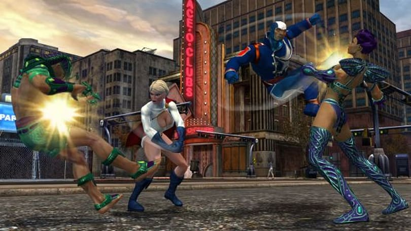 Talk with DC Universe Online's team this Sunday