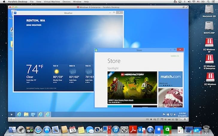 Parallels Desktop 9 announced, available September 5