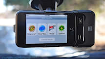 Dual Electronics iPod touch GPS cradle review