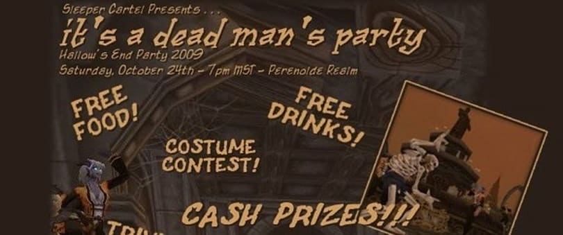 Sleeper Cartel hosts a Dead Man's Party next Saturday