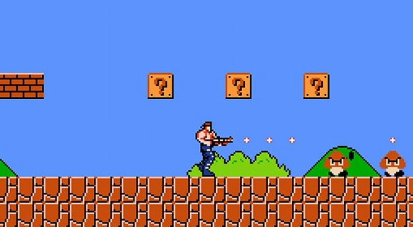 Super Mario Crossover would have killed us in 1989