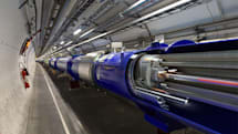 The Large Hadron Collider is back and stronger than ever