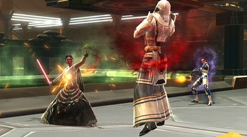 BioWare devs talk SWTOR combat animations, answer PvP questions