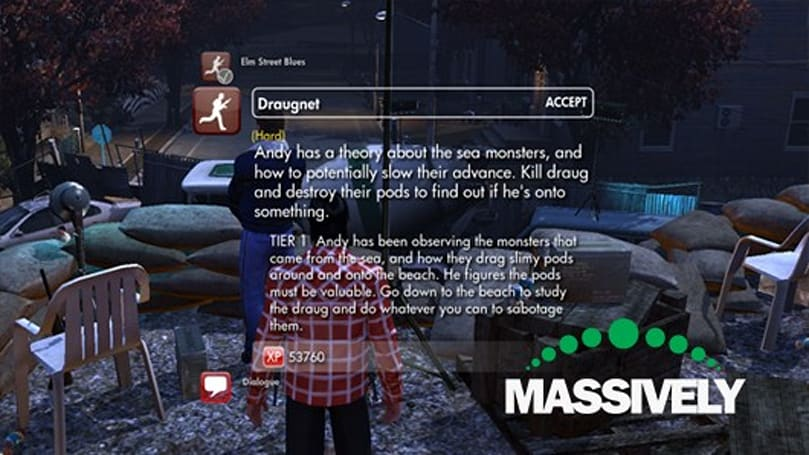 Hands-on with The Secret World's mission system