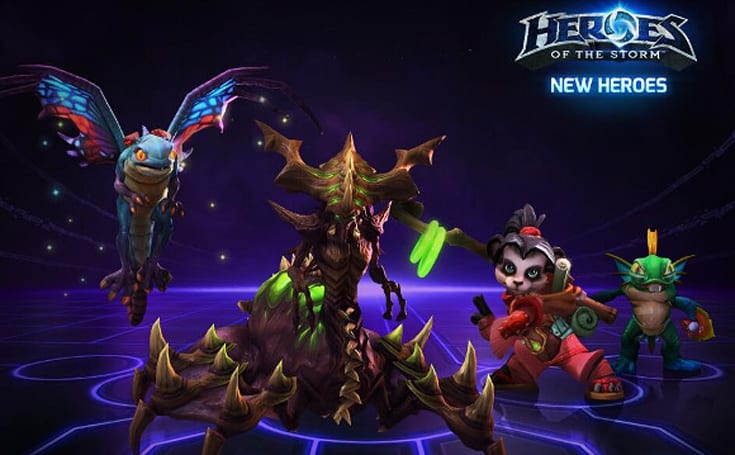 Four new Heroes revealed at PAX East